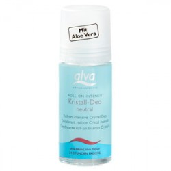 ALVA KRYSTAL ROLL-ON DEO 50 ml.
