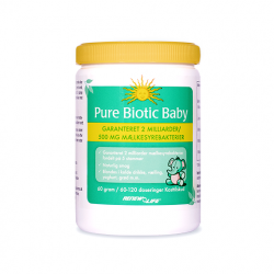 PURE BIOTIC BABY - POWDER