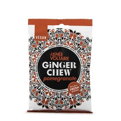 GINGER CHEW GRANATÆBLE 120g
